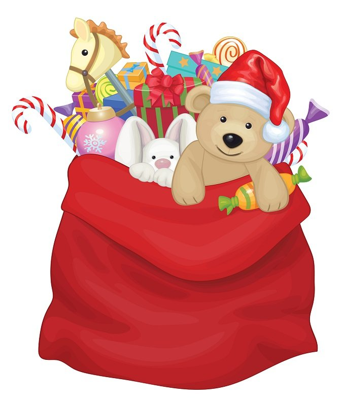 Sack Of Toys For Christmas : Giant toy raffle canley heights rsl