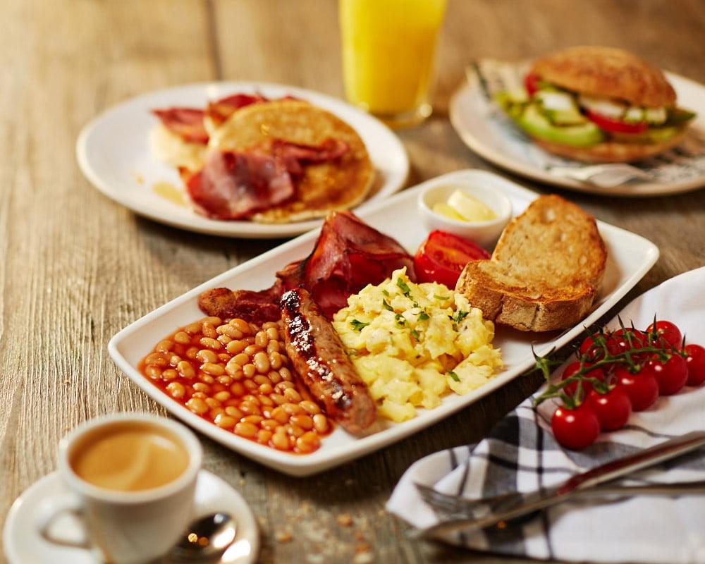 Amarillo Restaurants Breakfast